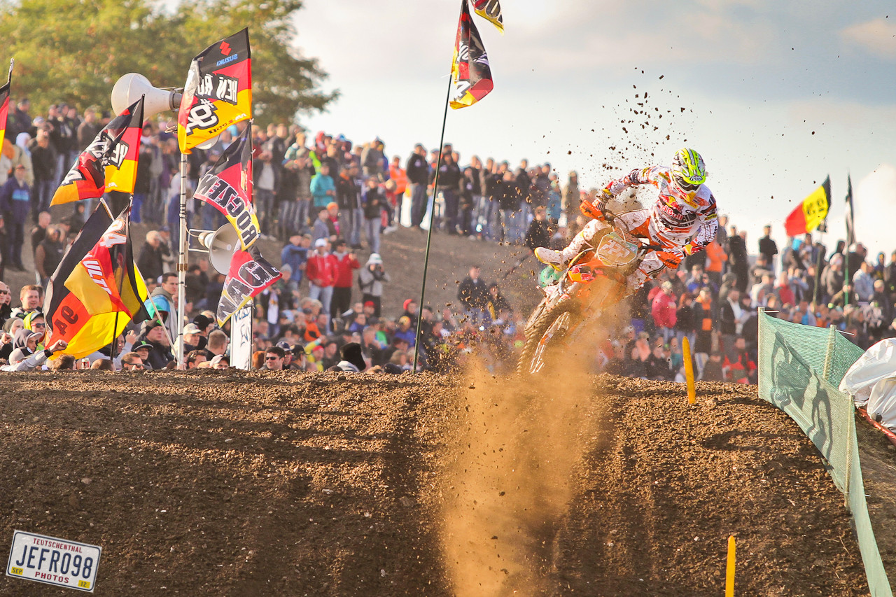 Toni Cairoli - German GP at Teutschenthal - Motocross Pictures - Vital MX