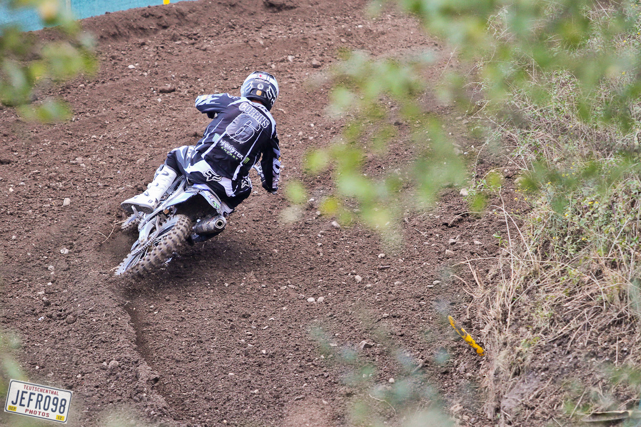Josh Coppins - German GP at Teutschenthal - Motocross Pictures - Vital MX