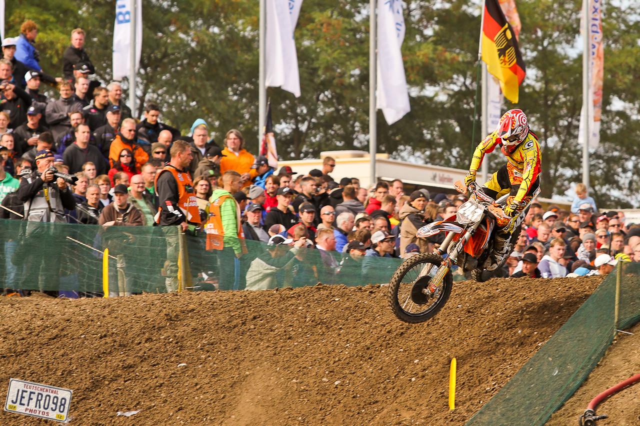 Tim Gajser - German GP at Teutschenthal - Motocross Pictures - Vital MX