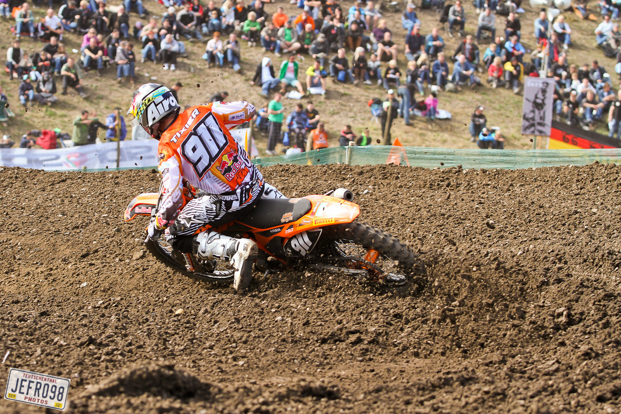 Jordi Tixier - German GP at Teutschenthal - Motocross Pictures - Vital MX