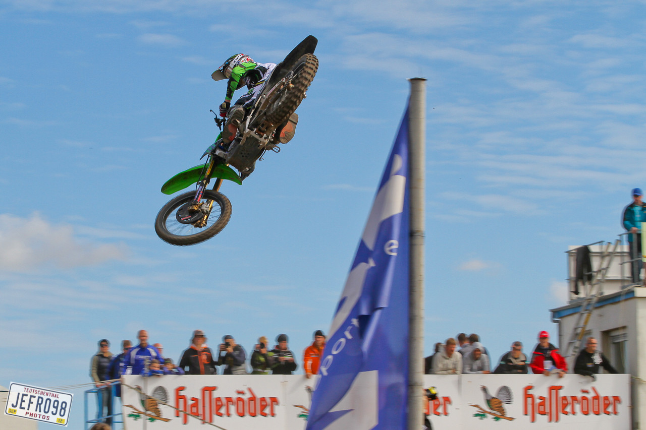 Tommy Searle - German GP at Teutschenthal - Motocross Pictures - Vital MX