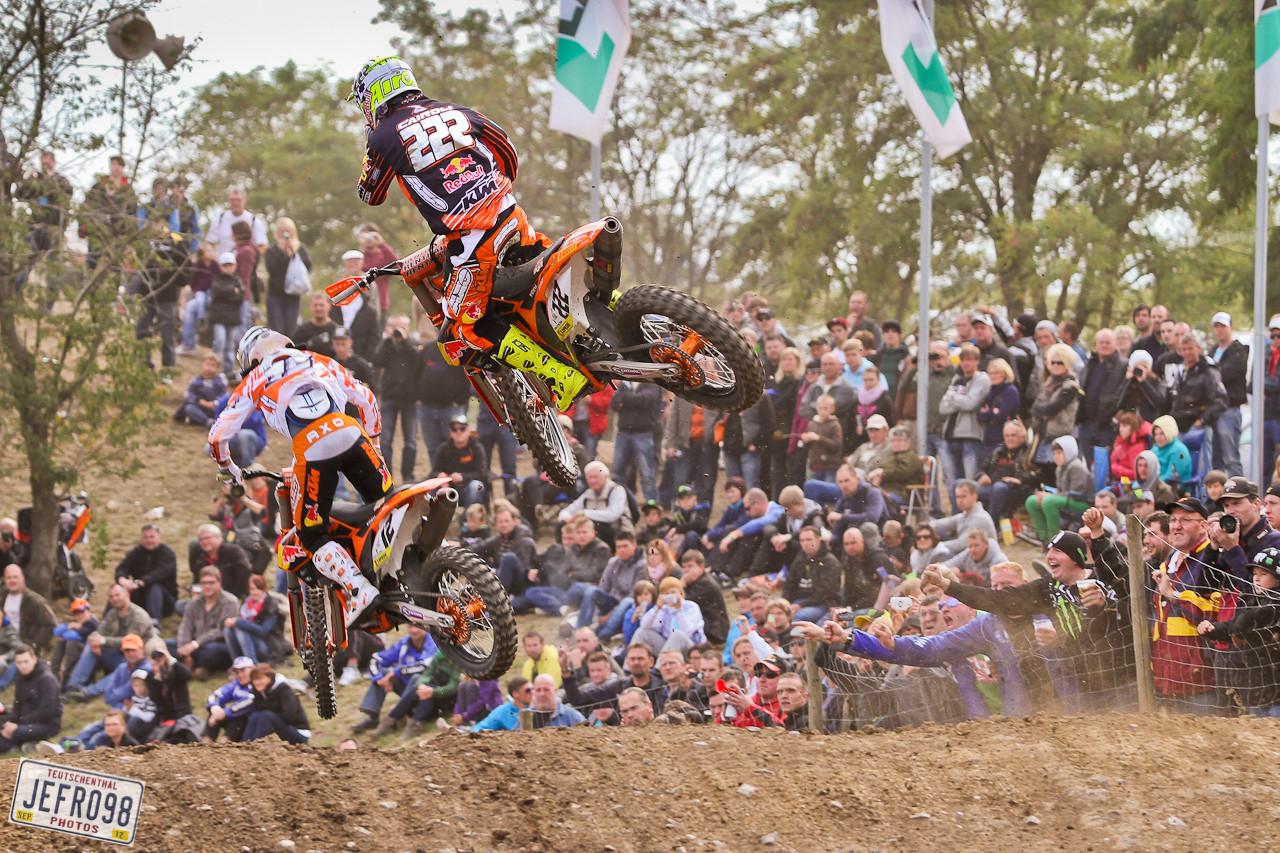 Toni Cairoli  - German GP at Teutschenthal - Motocross Pictures - Vital MX