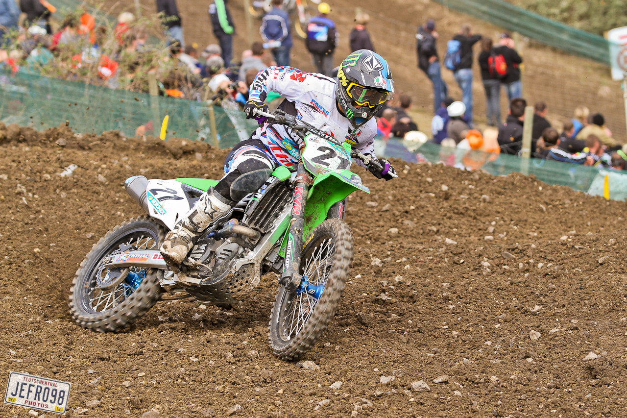 Gaultier Paulin - German GP at Teutschenthal - Motocross Pictures - Vital MX