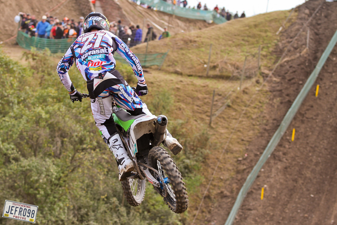 Gaultier Paulin - German GP at Teutschenthal - Motocross Pictures - Vital MX