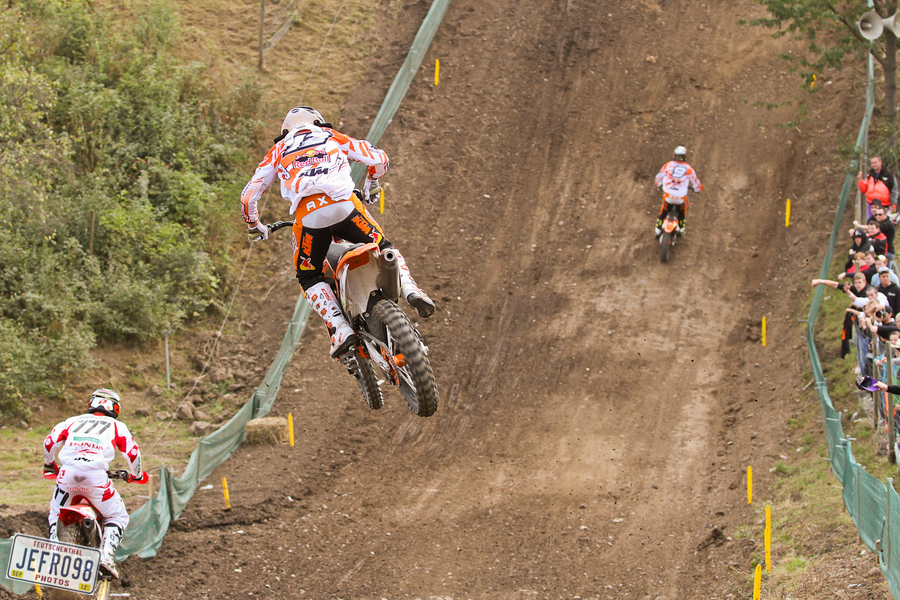 Max Nagl - German GP at Teutschenthal - Motocross Pictures - Vital MX