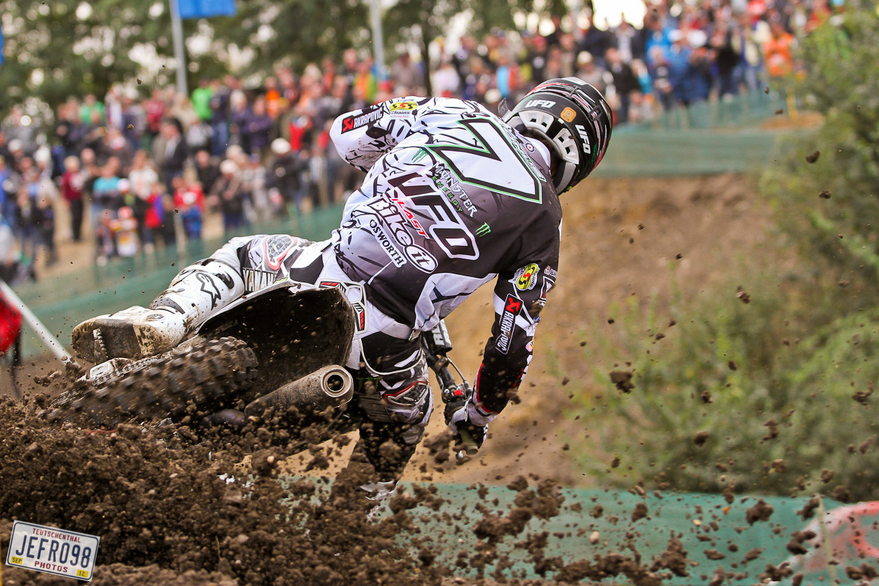Arnaud Tonus - German GP at Teutschenthal - Motocross Pictures - Vital MX