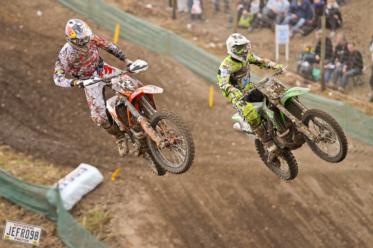 Glenn Coldenhoff - German GP at Teutschenthal - Motocross Pictures - Vital MX