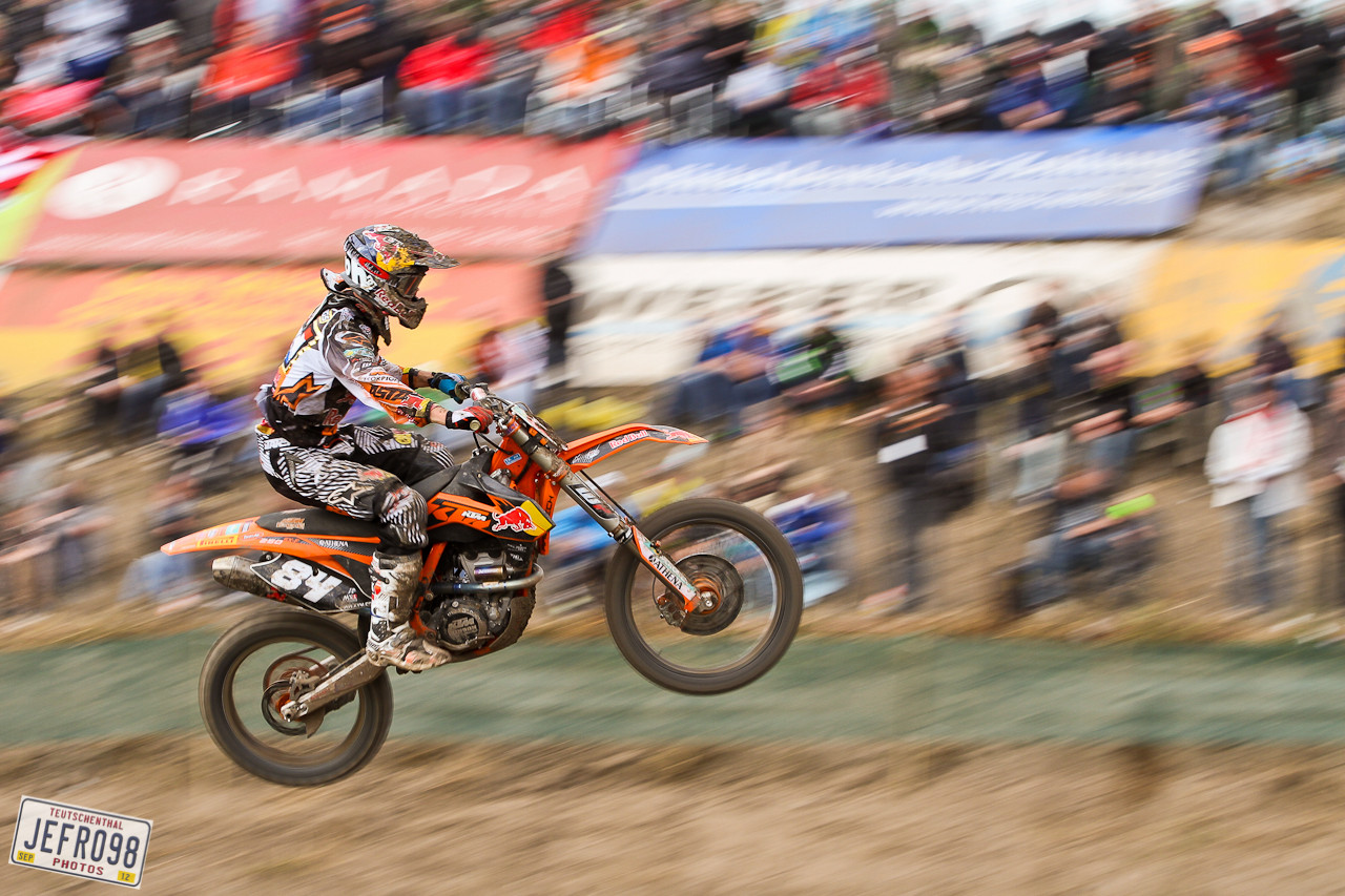 Jeffrey Herlings - German GP at Teutschenthal - Motocross Pictures - Vital MX