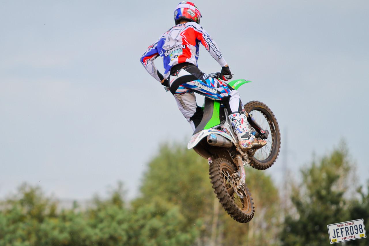 Gaultier Paulin - MXoN Saturday Qualifing Races - Motocross Pictures - Vital MX