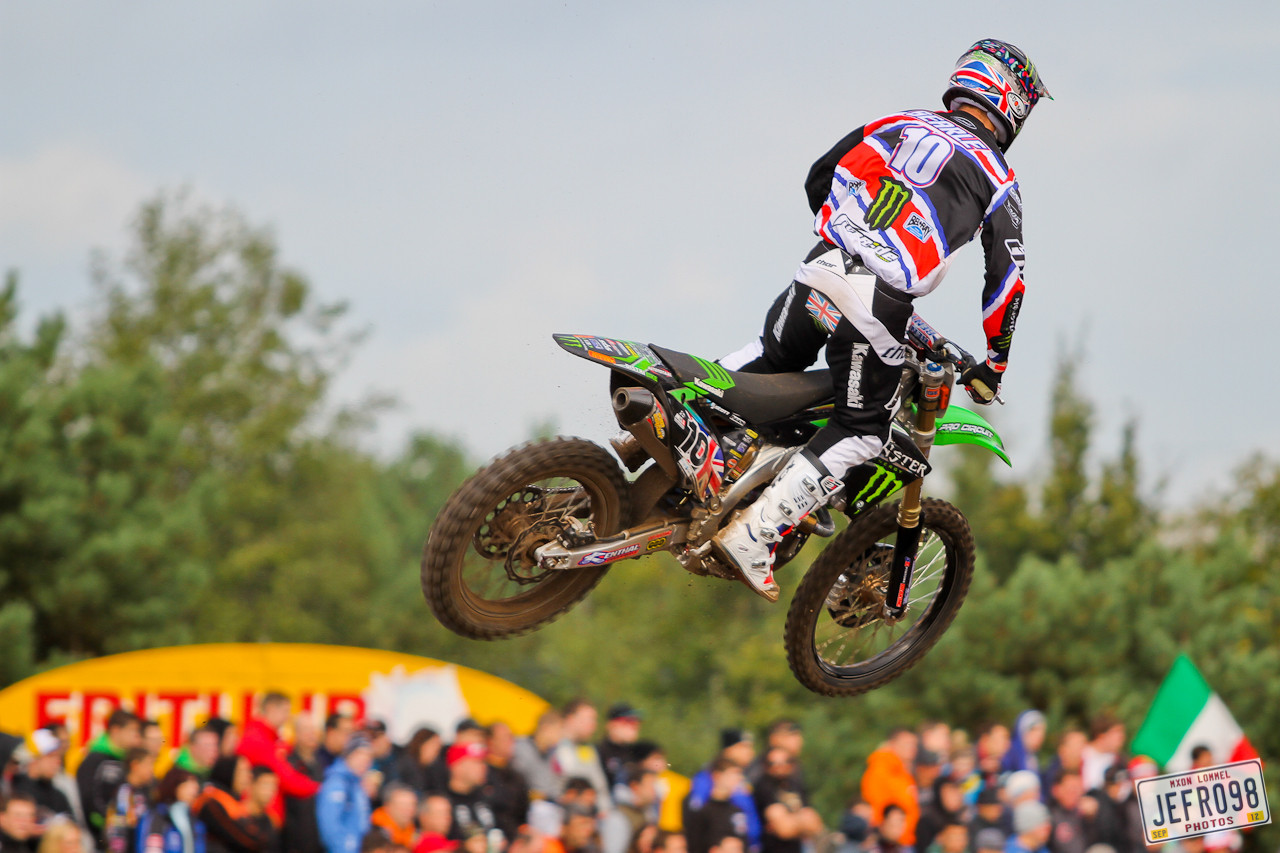 Tommy Searle - MXoN Saturday Qualifing Races - Motocross Pictures - Vital MX