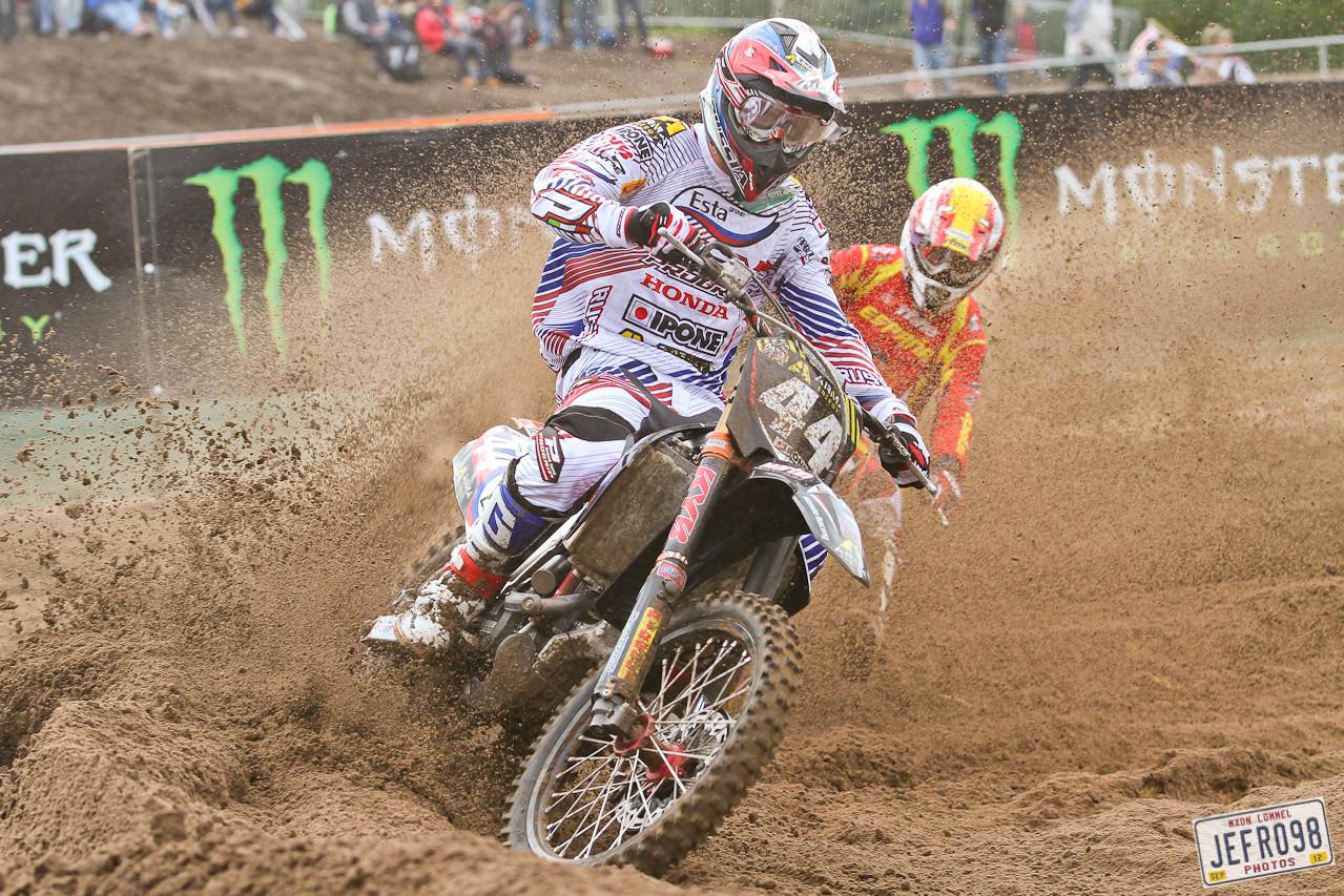 Alexander Tonkov - MXoN Saturday Qualifing Races - Motocross Pictures - Vital MX