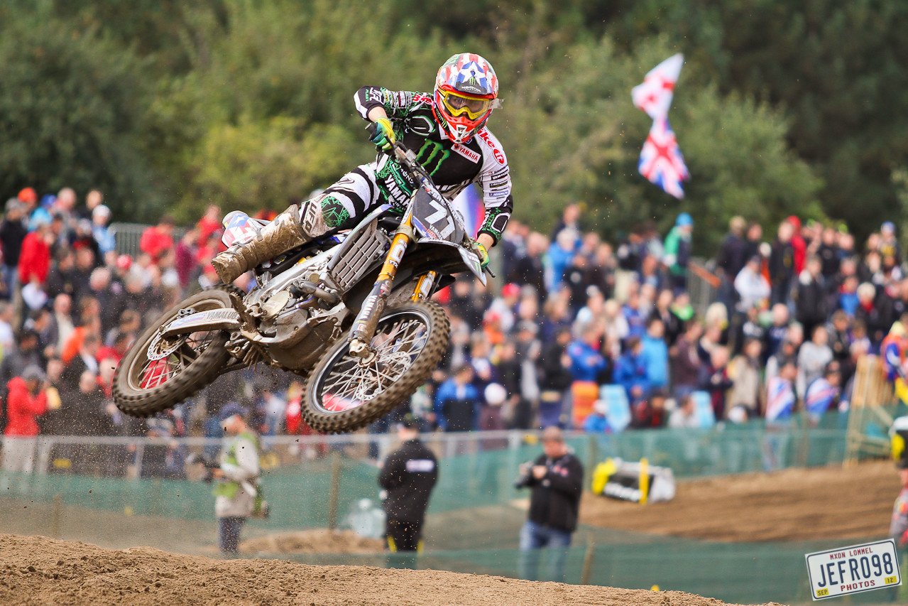 Zach Osborne - MXoN Saturday Qualifing Races - Motocross Pictures - Vital MX