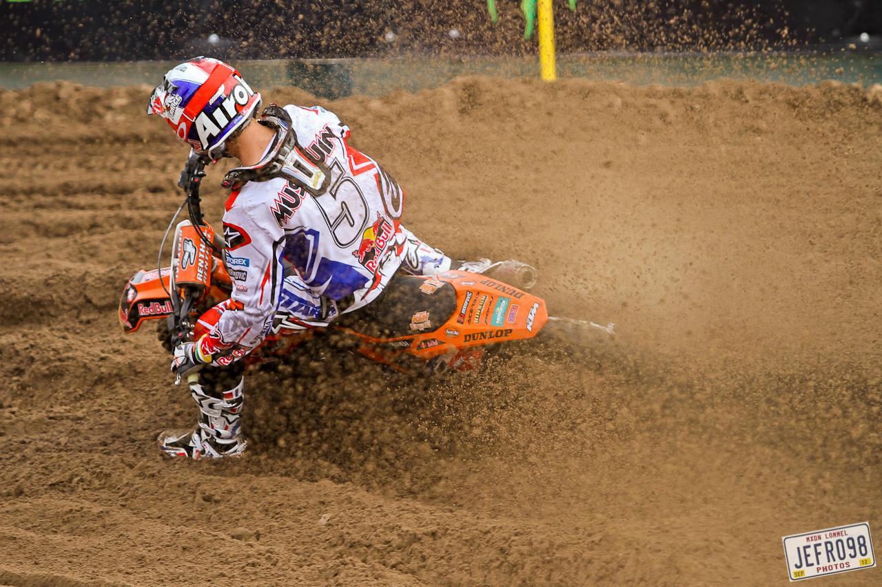 Marvin Musquin - MXoN Saturday Qualifing Races - Motocross Pictures - Vital MX