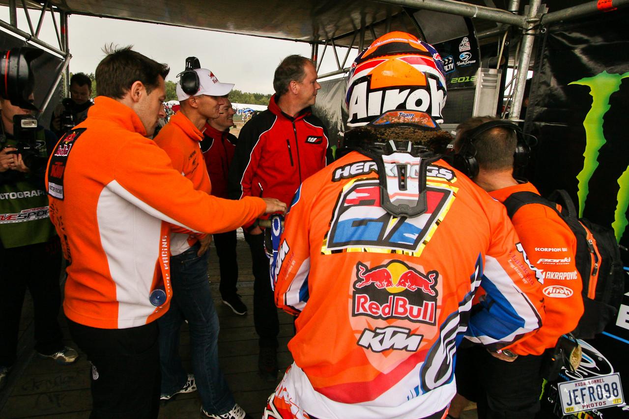 Jeffrey Herlings - MXoN Saturday Qualifing Races - Motocross Pictures - Vital MX