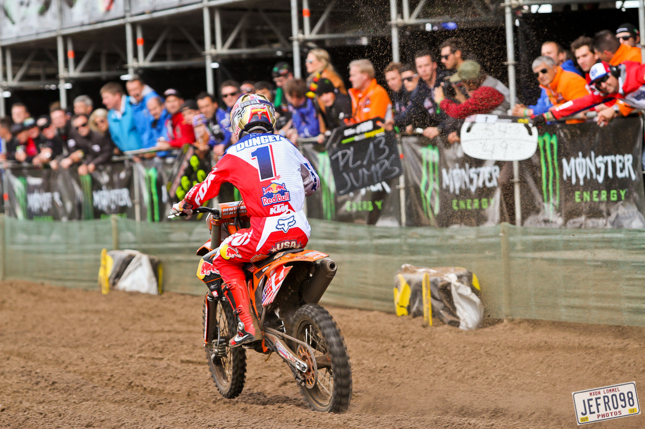 Ryan Dungey - MXoN Saturday Qualifing Races - Motocross Pictures - Vital MX
