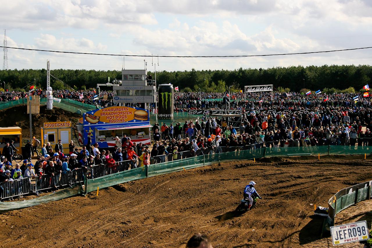 Lommel track - MXoN Saturday Qualifing Races - Motocross Pictures - Vital MX