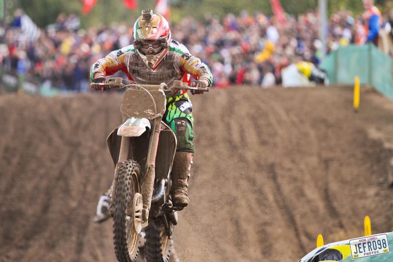 Rui Goncalves - MXoN Saturday Qualifing Races - Motocross Pictures - Vital MX