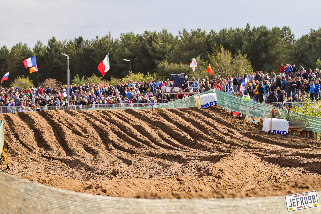 Rutted and bumpy - MXoN Saturday Qualifing Races - Motocross Pictures - Vital MX