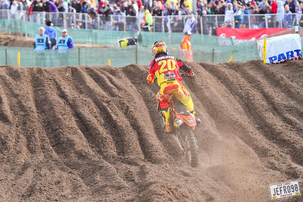 Ken Roczen - MXoN Saturday Qualifing Races - Motocross Pictures - Vital MX