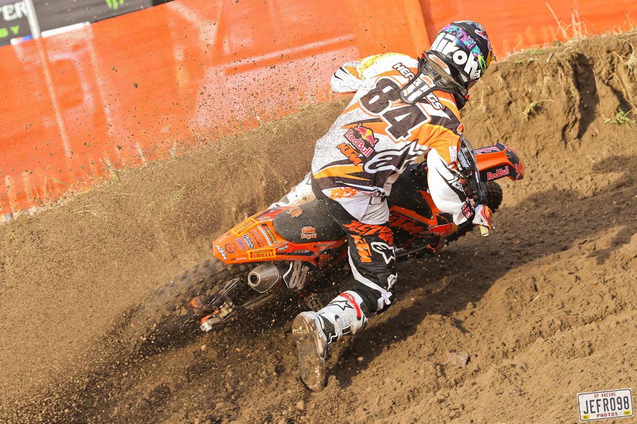 Jeffrey Herlings - Dutch National Oldebroek - Motocross Pictures - Vital MX