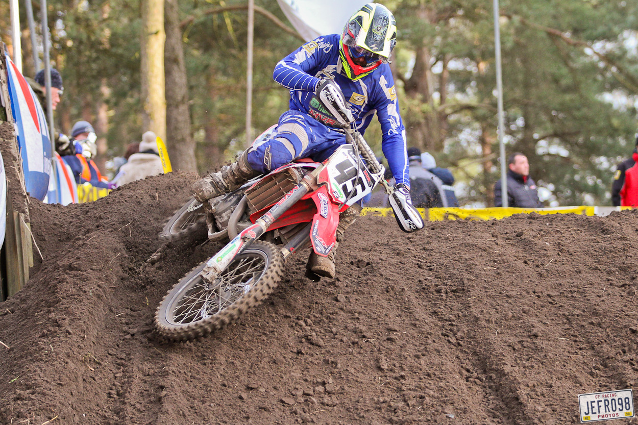 Tanel Leok - Dutch National Oldebroek - Motocross Pictures - Vital MX