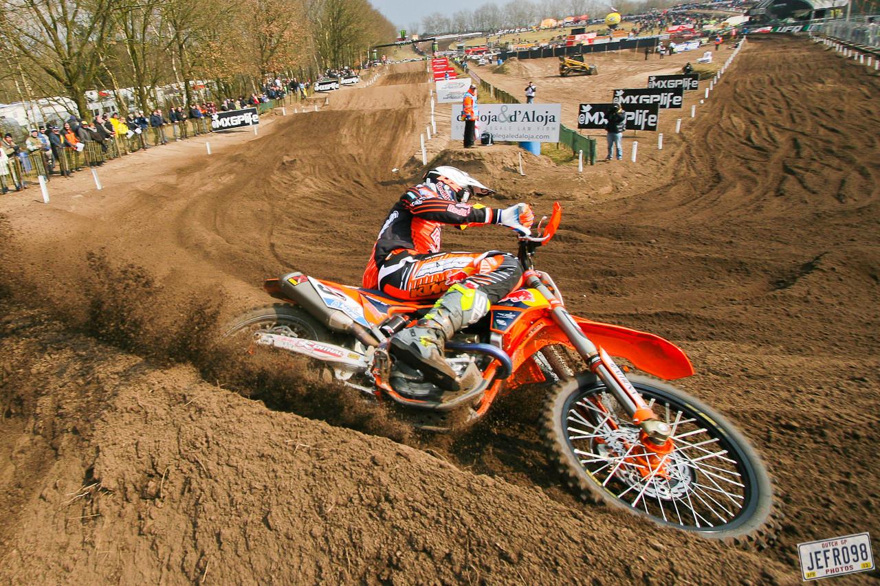 Ken de Dijcker - Dutch GP Valkenswaard - Motocross Pictures - Vital MX