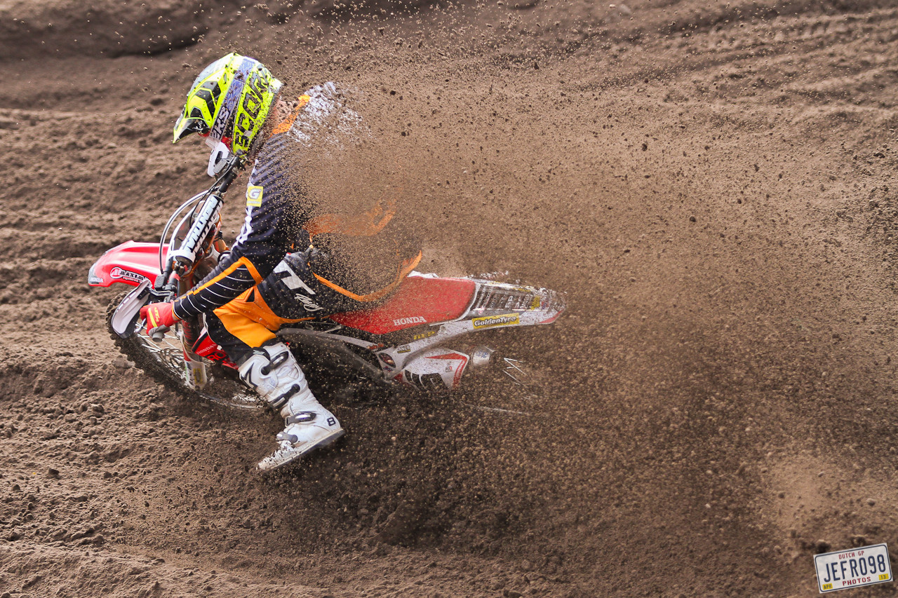 Tanel Leok - Dutch GP Valkenswaard - Motocross Pictures - Vital MX
