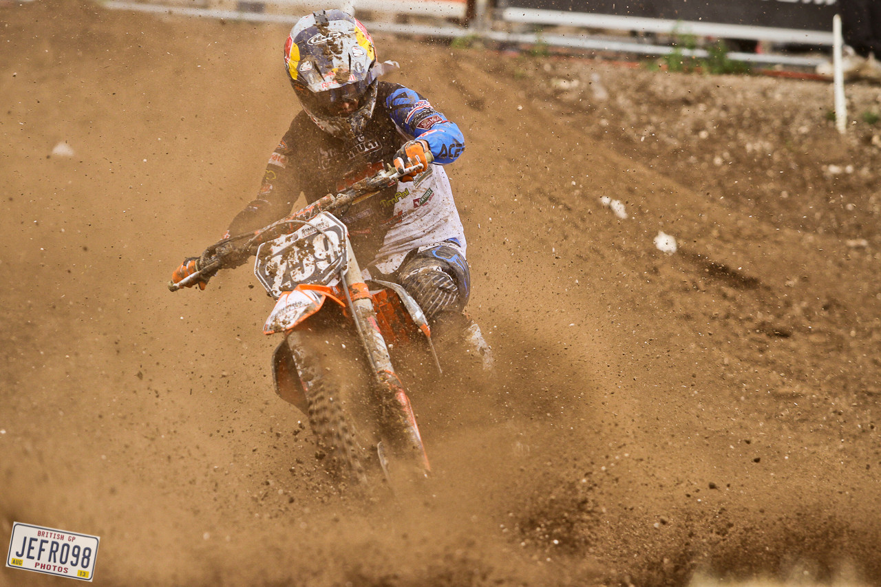 Glenn Coldenhoff - Photo Blast: British GP - Motocross Pictures - Vital MX