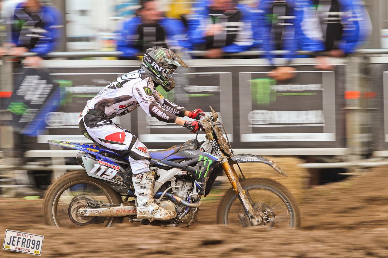 Mel Pocock - Photo Blast: British GP - Motocross Pictures - Vital MX