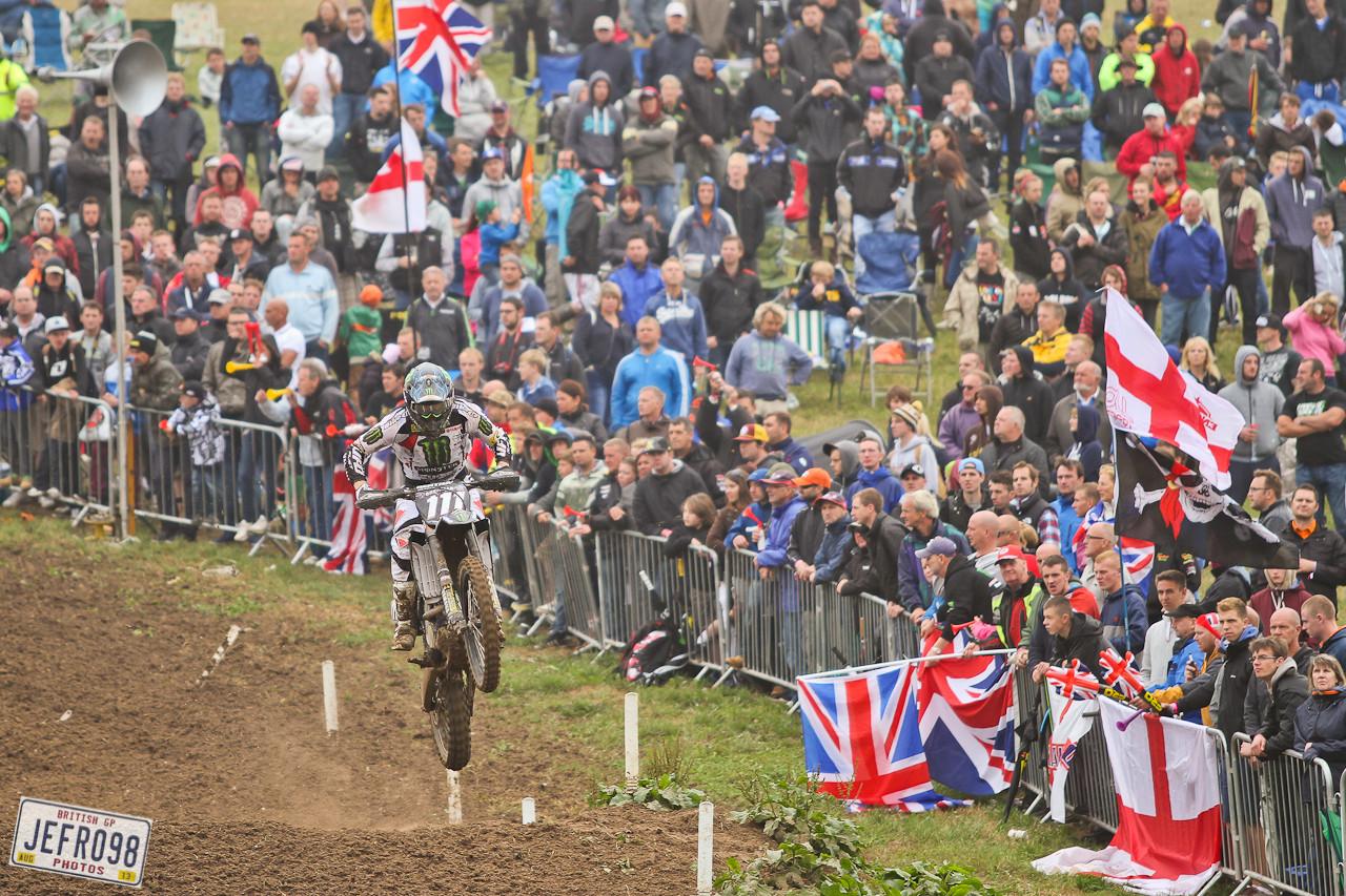 Dean Ferris - Photo Blast: British GP - Motocross Pictures - Vital MX