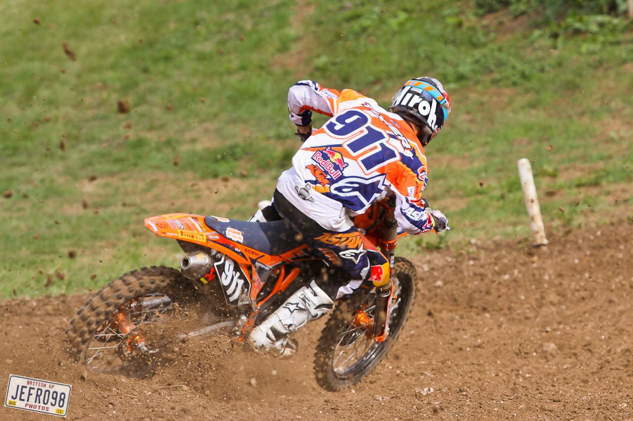 Jordi Tixier - Photo Blast: British GP - Motocross Pictures - Vital MX