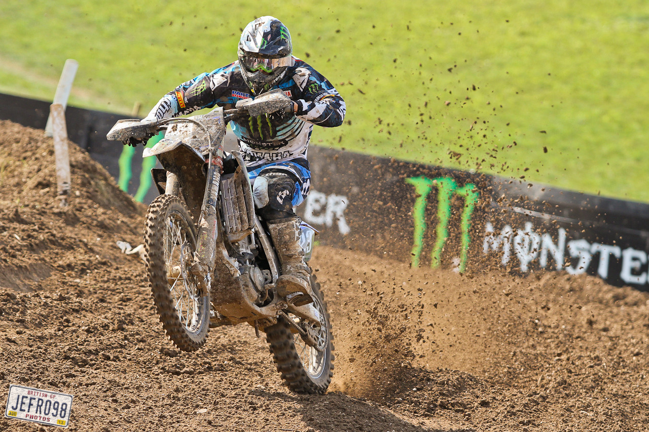Christophe Charlier - Photo Blast: British GP - Motocross Pictures - Vital MX