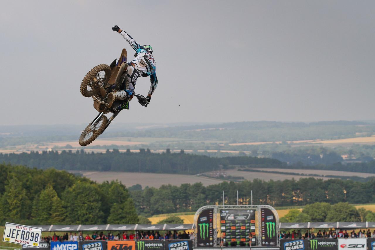 Christophe Charlier - Photo Blast: British GP - Motocross Pictures - Vital MX