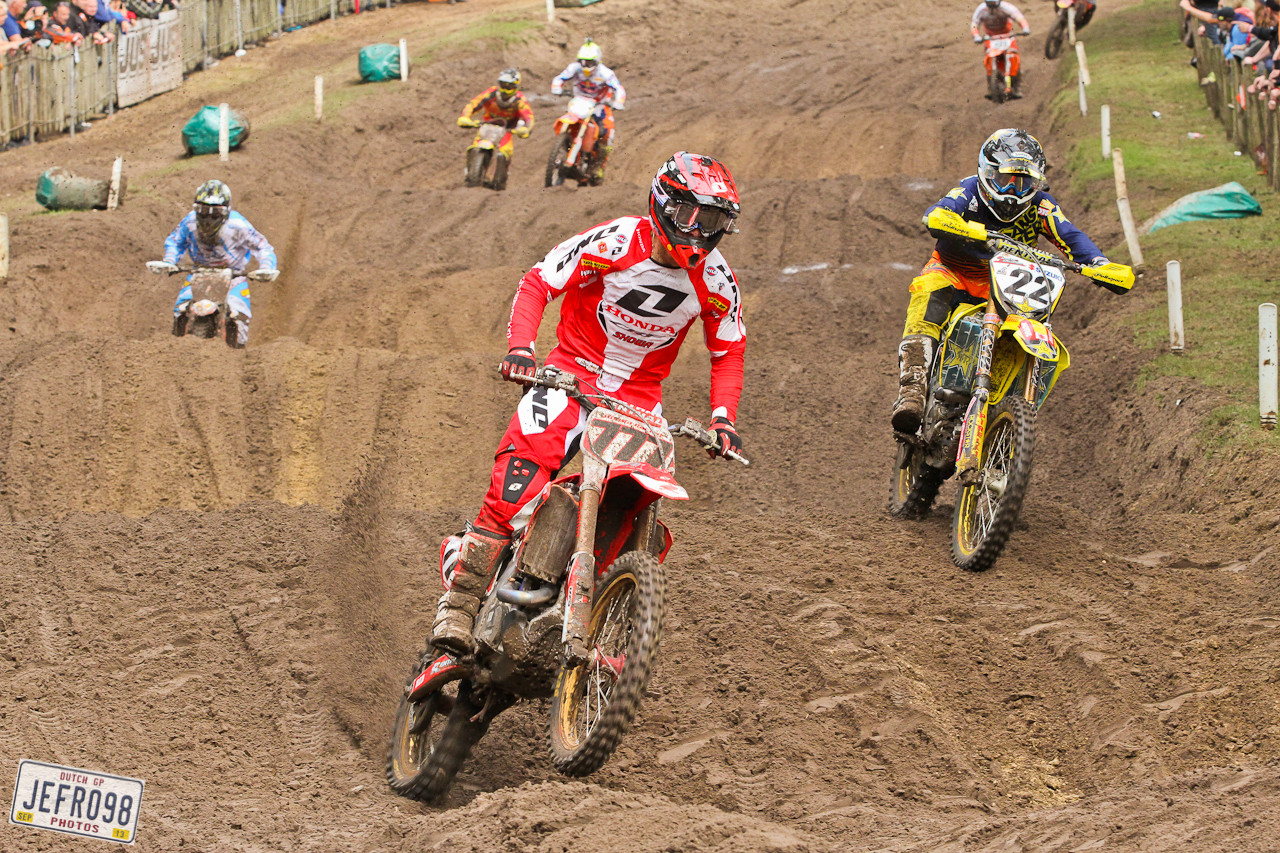 MX1 field - Photo Blast: BeNeLux GP - Motocross Pictures - Vital MX