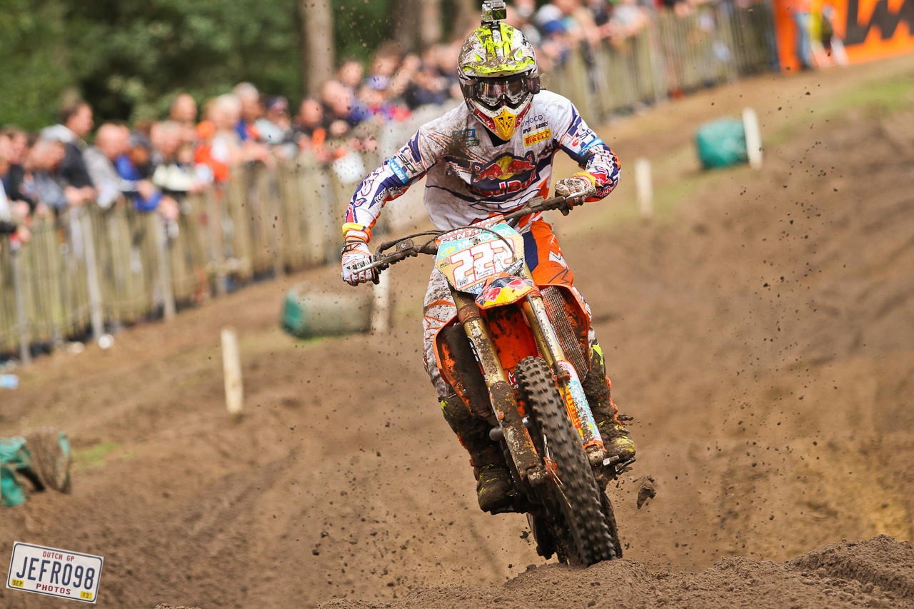 Toni Cairoli - Photo Blast: BeNeLux GP - Motocross Pictures - Vital MX