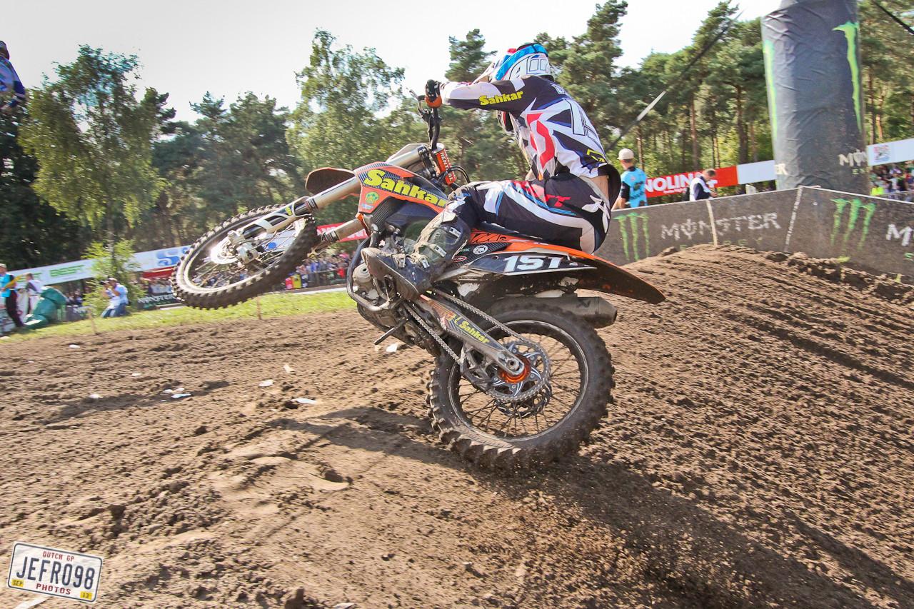 Harri Kullas - Photo Blast: BeNeLux GP - Motocross Pictures - Vital MX