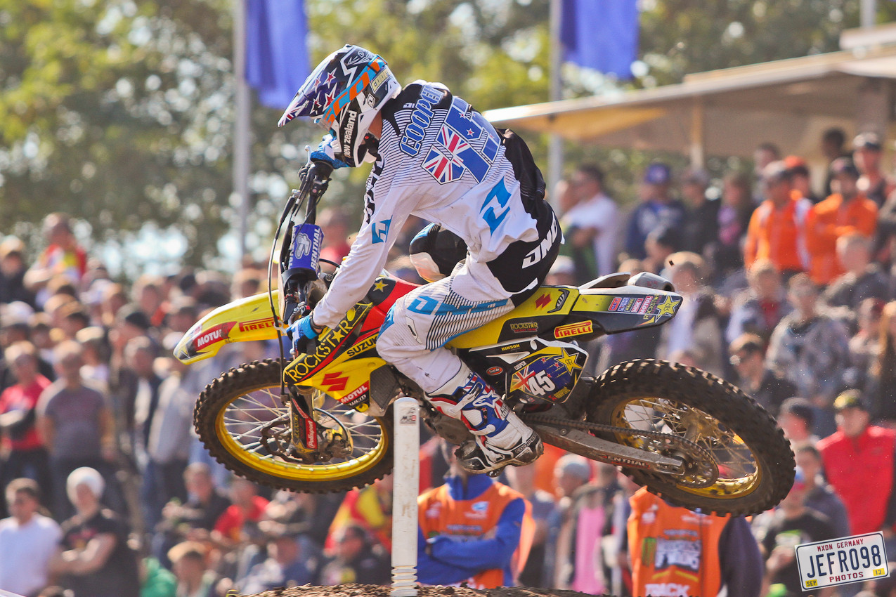 Cody Cooper - Photo Blast: MXoN Saturday - Motocross Pictures - Vital MX