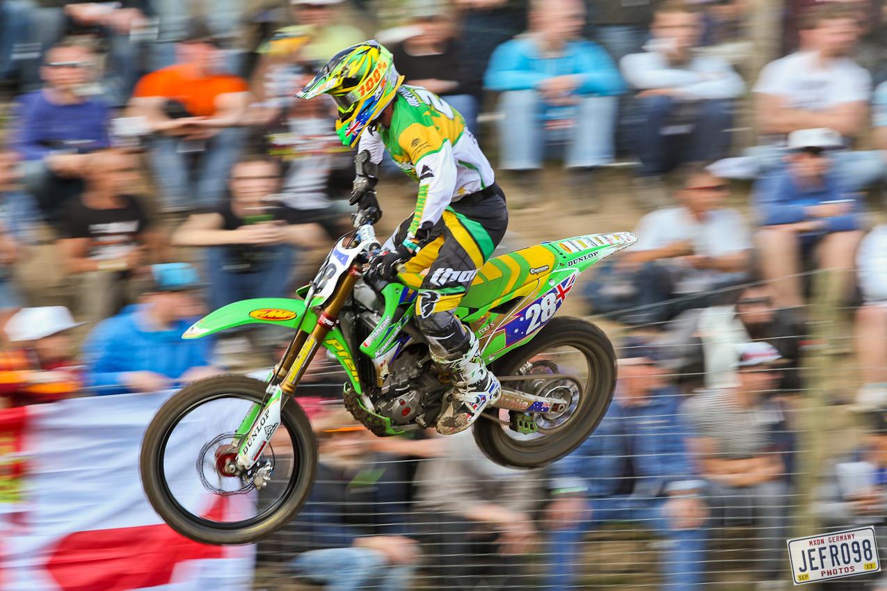 Brett Metcalfe - Photo Blast: MXoN Saturday - Motocross Pictures - Vital MX