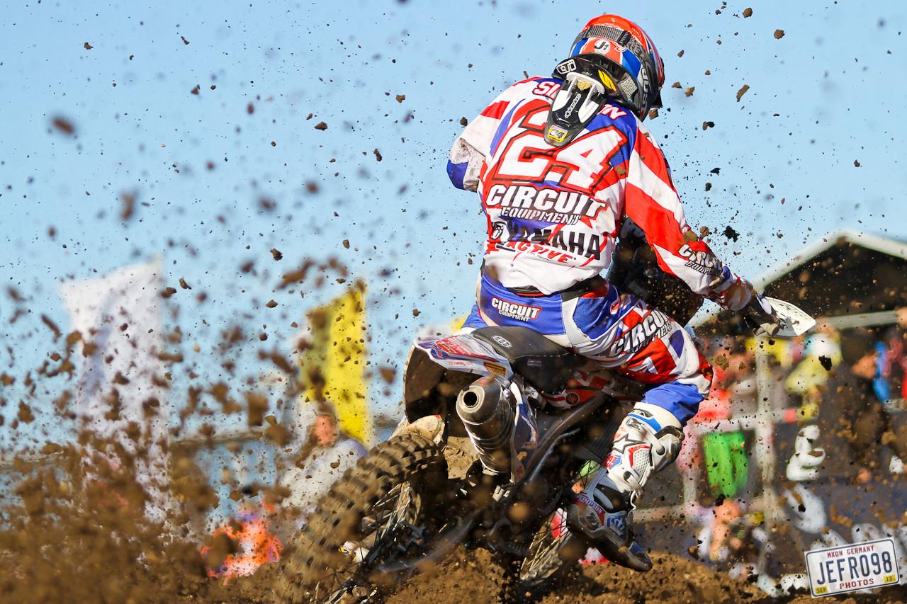 Shaun Simpson - Photo Blast: MXoN Sunday Racing - Motocross Pictures - Vital MX