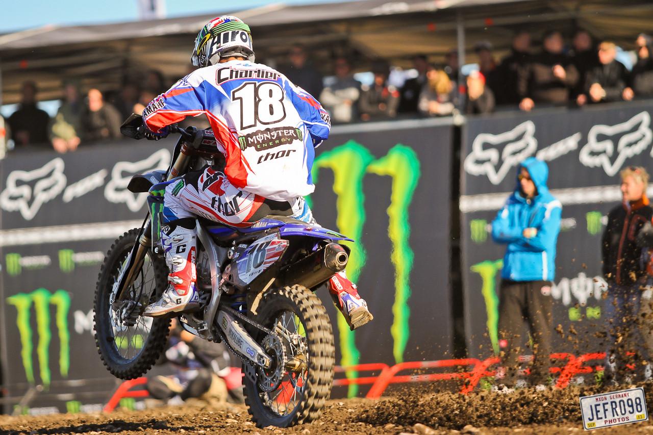 Christophe Charlier - Photo Blast: MXoN Sunday Racing - Motocross Pictures - Vital MX