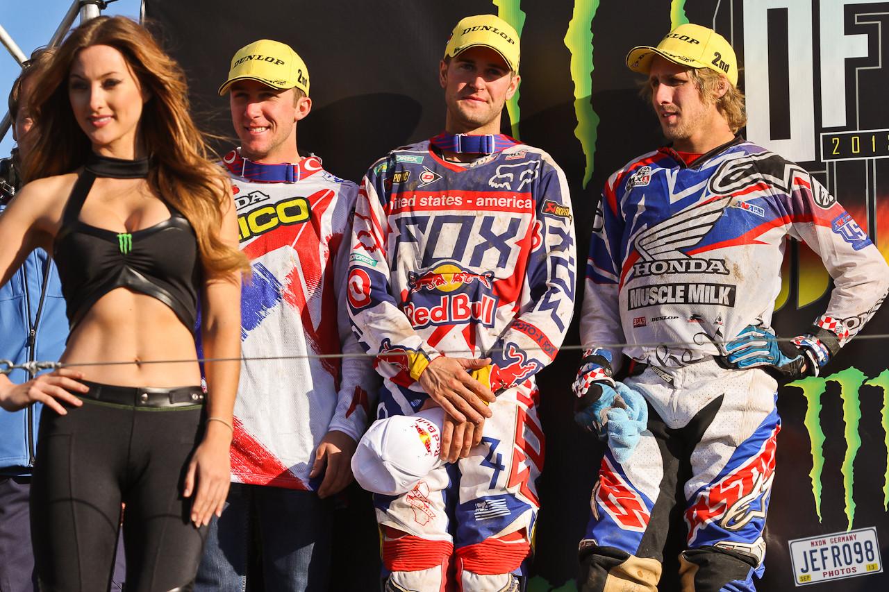 Team USA - Photo Blast: MXoN Sunday Racing - Motocross Pictures - Vital MX