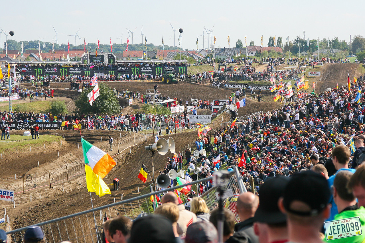 Track view - Photo Blast: MXoN Sunday Racing - Motocross Pictures - Vital MX