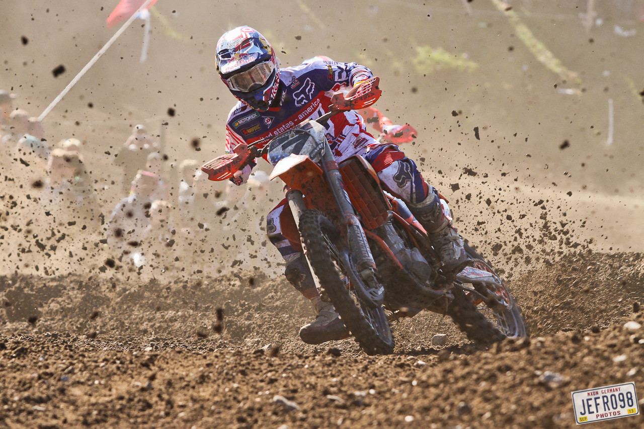 Ryan Dungey - Photo Blast: MXoN Sunday Racing - Motocross Pictures - Vital MX