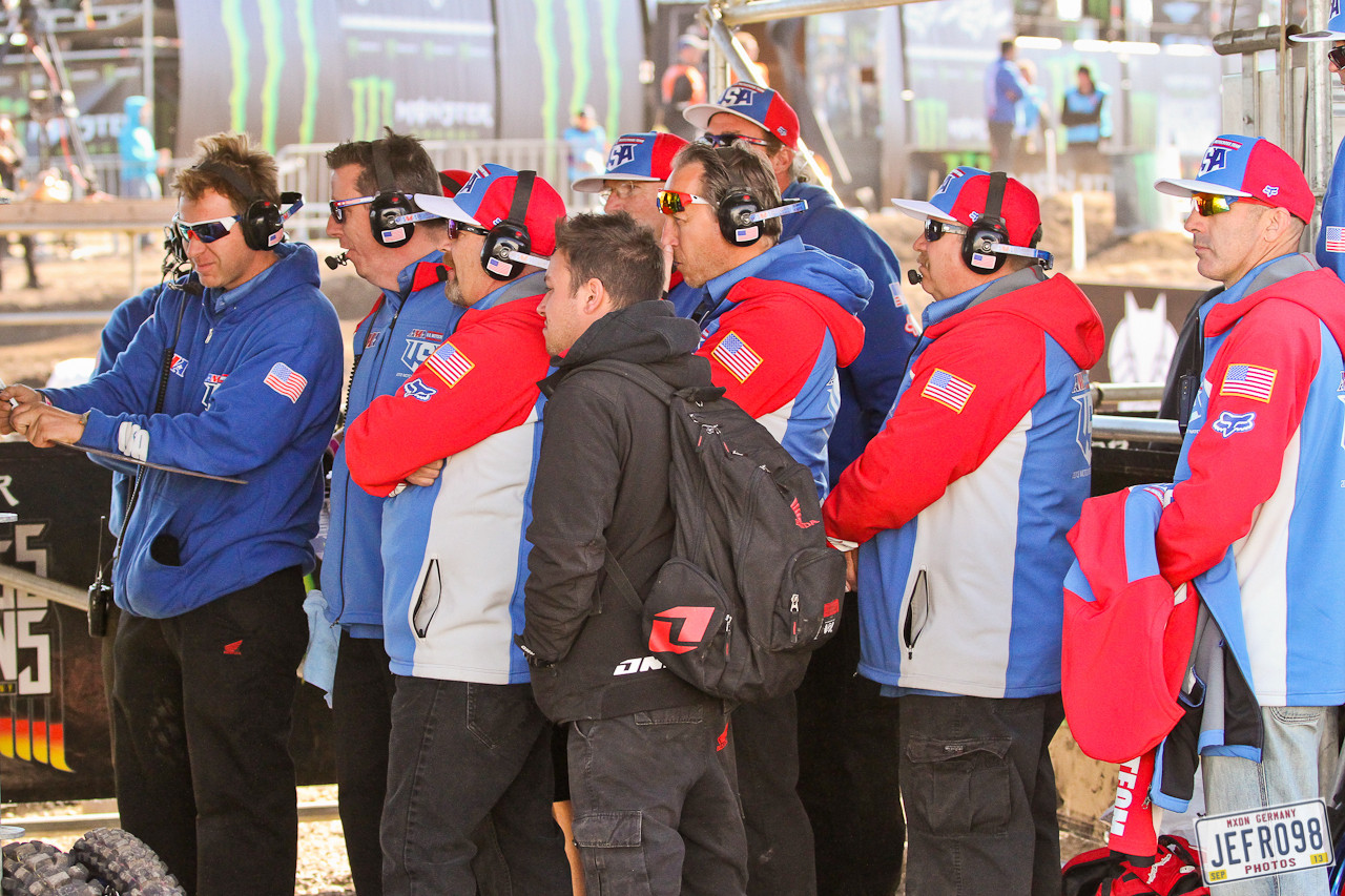 Team USA - Photo Blast: MXoN Sunday Racing - Motocross Pictures - Vital MX