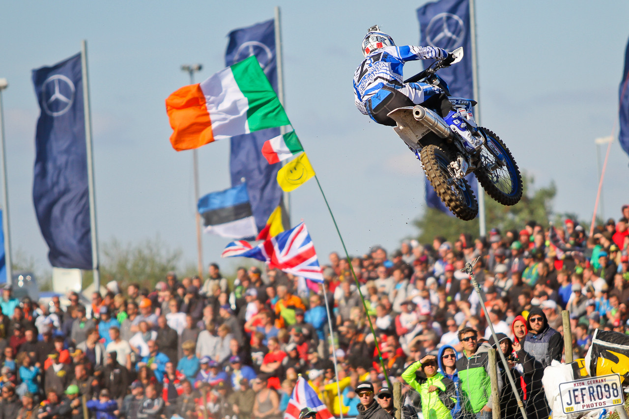 Tanel Leok - Photo Blast: MXoN Sunday Racing - Motocross Pictures - Vital MX