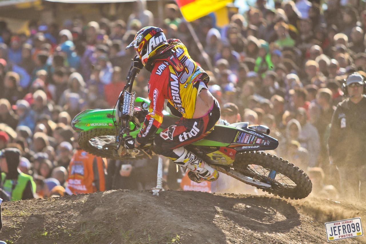 Jeremy van Horebeek - Photo Blast: MXoN Sunday Racing - Motocross Pictures - Vital MX