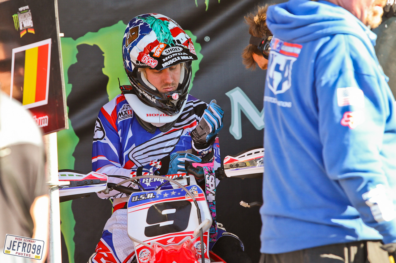Justin Barcia - Photo Blast: MXoN Sunday Racing - Motocross Pictures - Vital MX