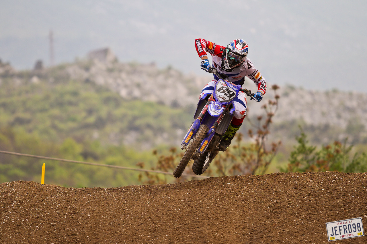Jeremy van Horebeek - Photo Blast MXGP of Trentino - Motocross Pictures - Vital MX