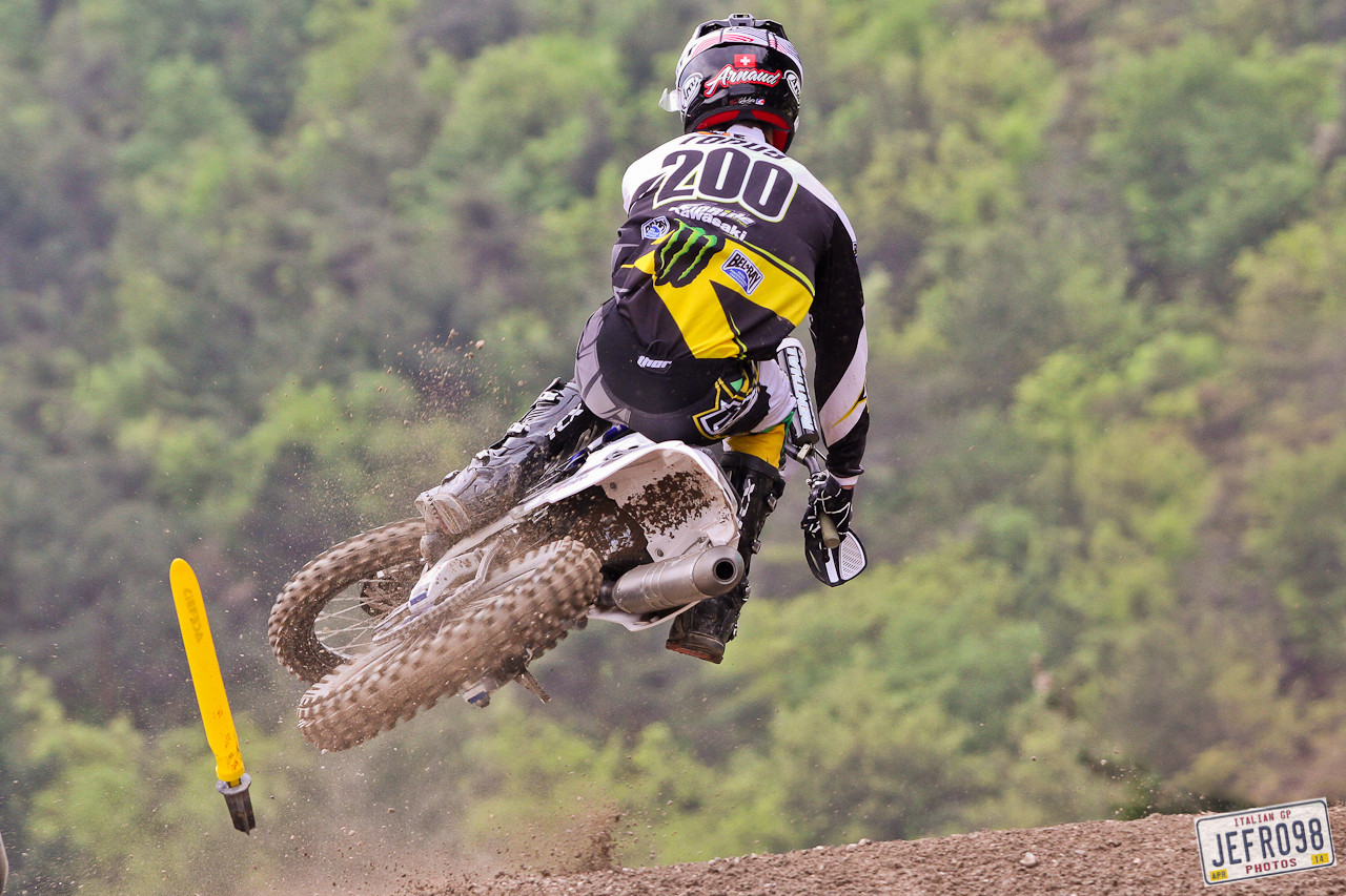 Arnaud Tonus - Photo Blast MXGP of Trentino - Motocross Pictures - Vital MX