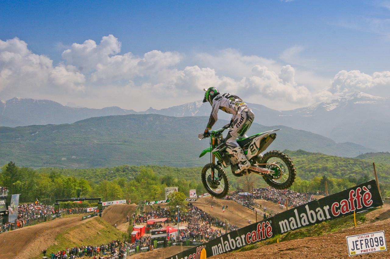 Gautier Paulin - Photo Blast MXGP of Trentino - Motocross Pictures - Vital MX